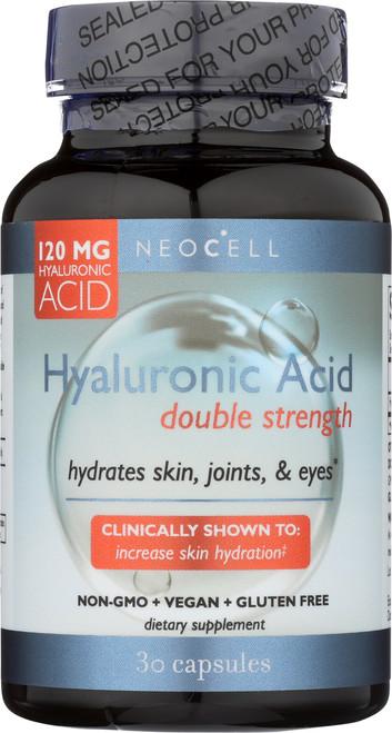 Capsules Hyaluronic Acid