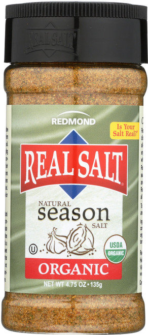 Organic Seasonings Season Salt