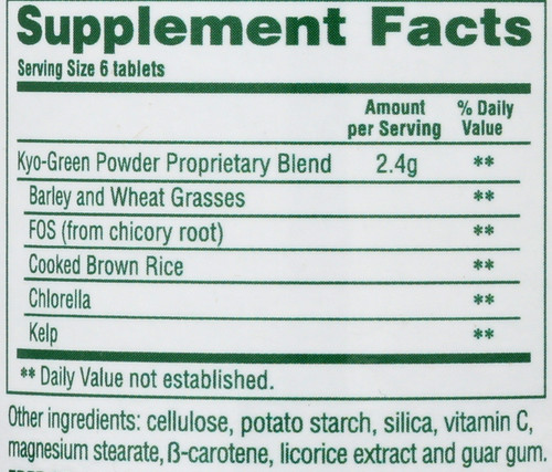Energy Supplement  180 Tablets