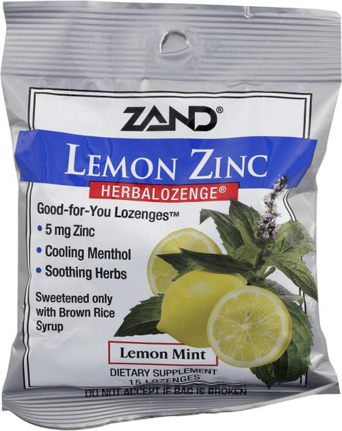Lemon Zinc Herbalozenge®