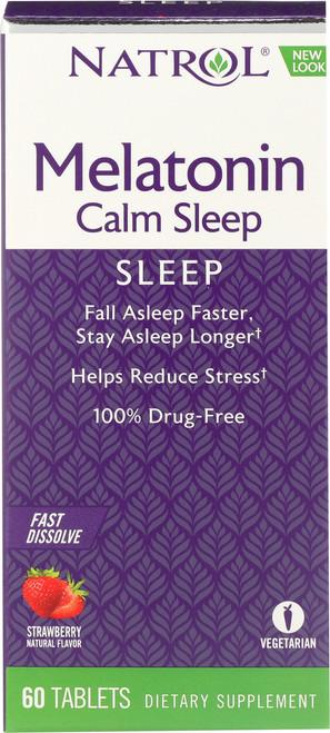 Vitamin/Supplements Advanced Melatonin Calm Sleep