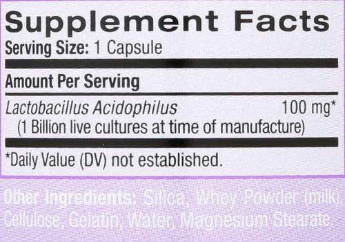 Acidophilus Probiotic 150 Capsules