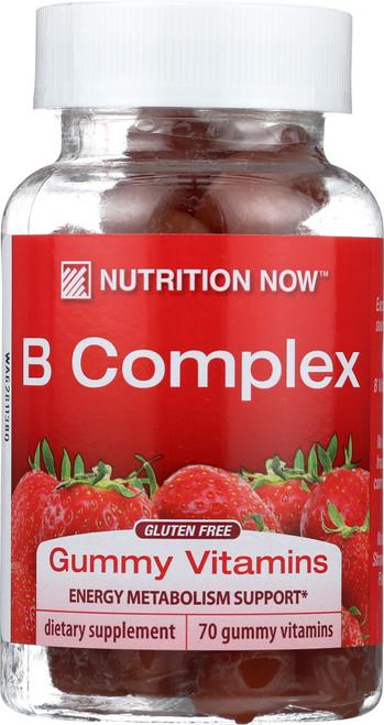 Gummy Vitamins B Complex