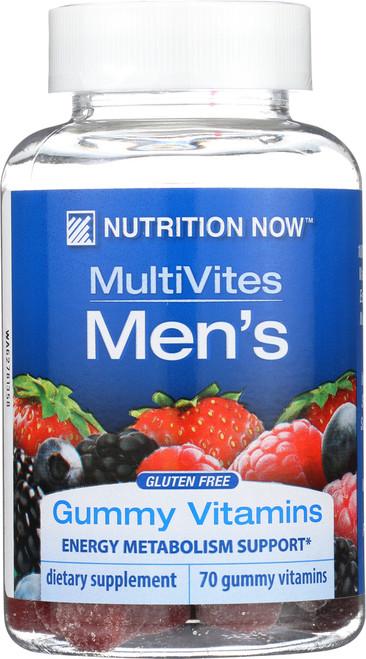 Gummy Vitamins Multvites Men'S