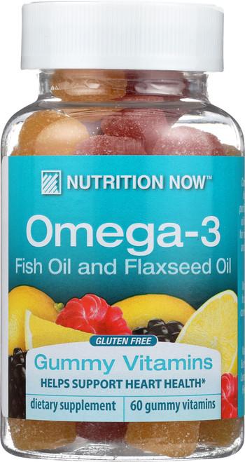 Omega-3 Berry And Lemonade Flavors