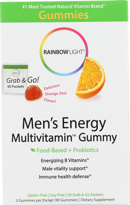 Multivitamin Men'S Energy Multivitamin Gummy