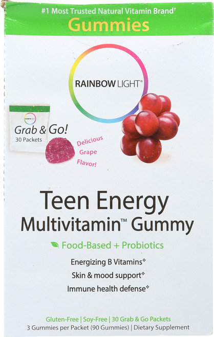 Multivitamin Teen Energy Multivitamin™ Gummy