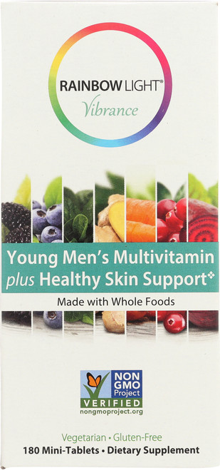 Multivitamin Young Men'S Multivitamin Plus Healthy Skin Support