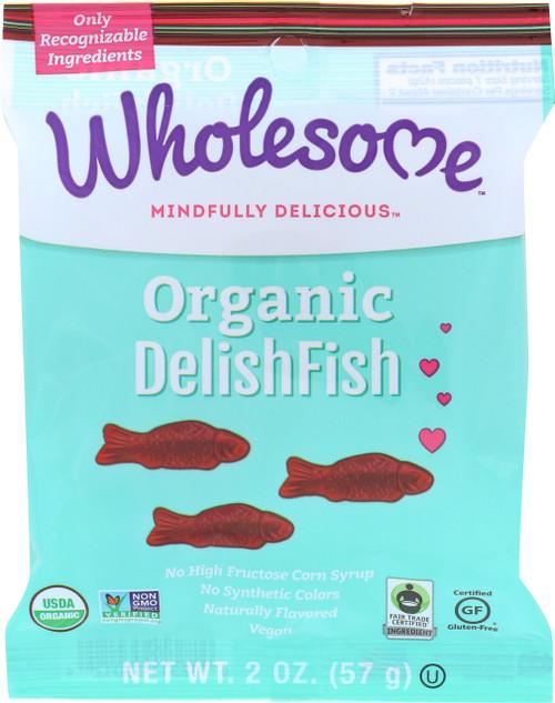 Organic Delishfish Wholesome Organic Delishfish