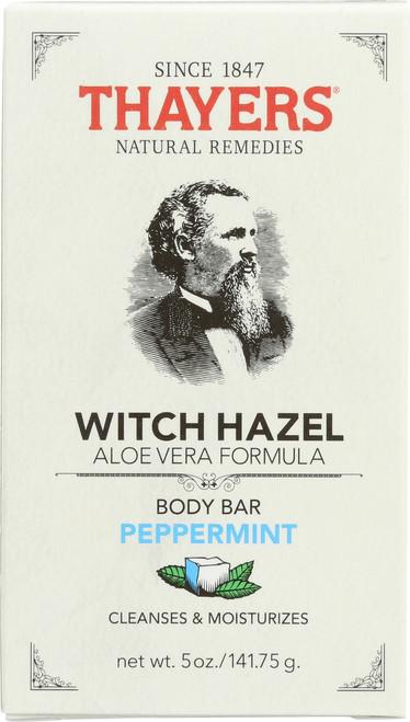 Witch Hazel Body Bar Peppermint