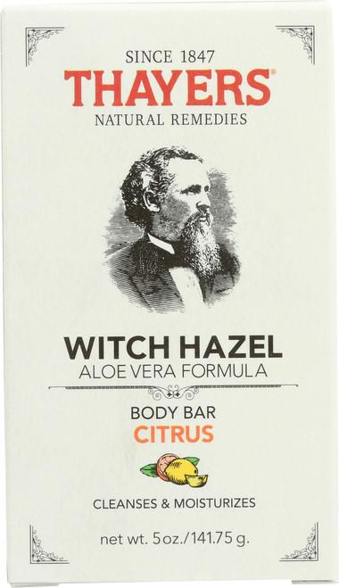 Witch Hazel Body Bar Citrus