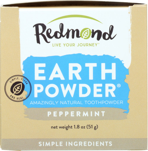 Earthpowder Toothpowder Peppermint