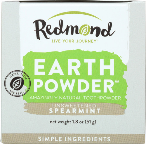 Earthpowder Toothpowder Spearmint