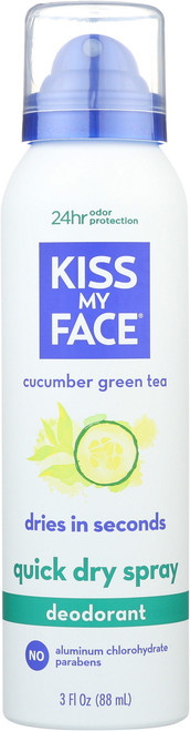 Cucumber Grn Tea Dry Spray Deodorant Deodorant