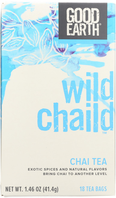 Tea Chai Wild Chaild Bag