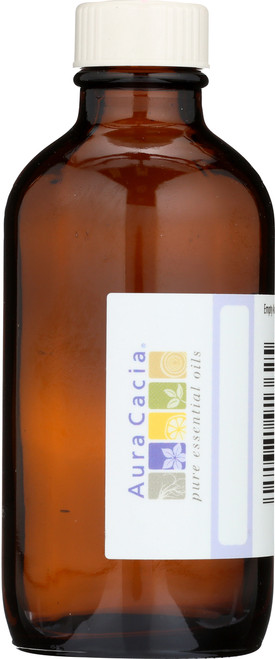 Amber Bottle With Writable Label
