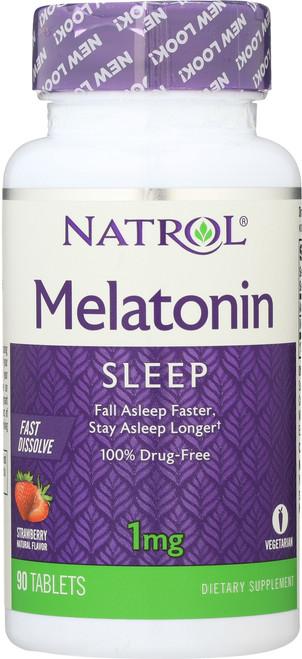 Vitamin/Supplements Melatonin 1Mg