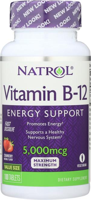 Vitamin/Supplements Vitamin B-12 5000Mcg