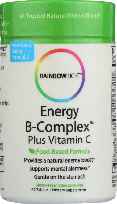 Energy B Complex Plus Vitamin C