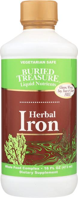Herbal Iron Plant - Based Superfood