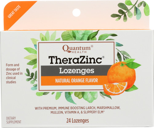 Therazinc Lozenges Immune Support Lozenges