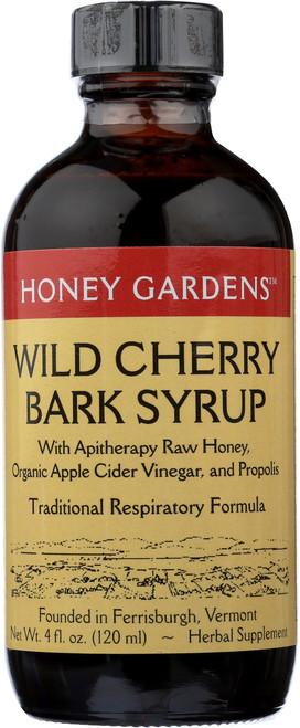 Syrup-Wild Cherry Bark
