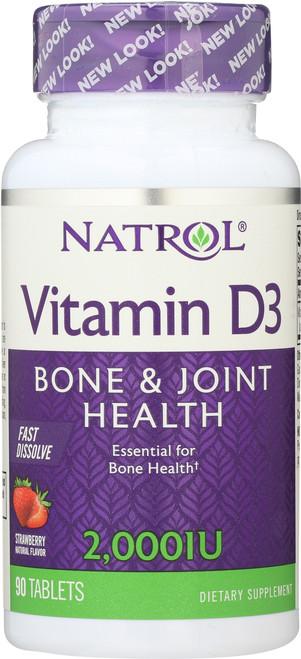 Vitamin/Supplements Vitamin D3 2,000 Iu