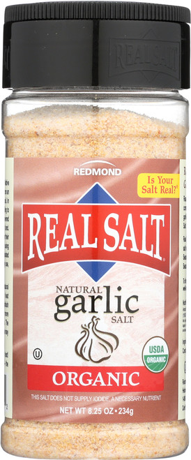 Organic Seasonings Garlic Salt