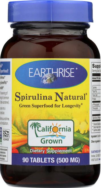 Spirulina Natural® 500 Mg