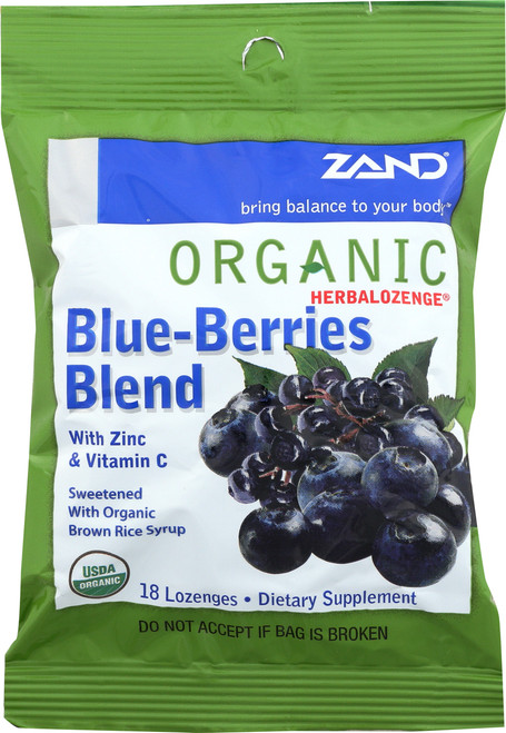 Herbalozenge®-Blueberries-Org