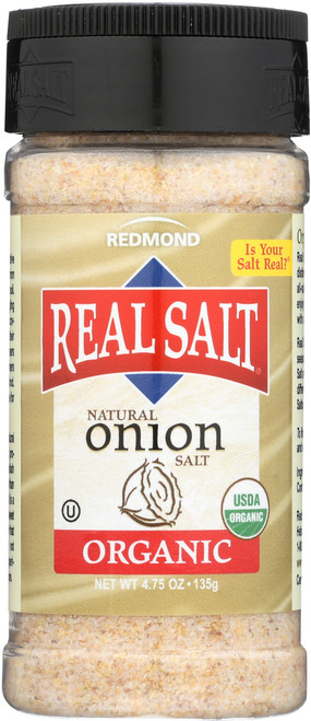 Organic Seasonings Onion Salt