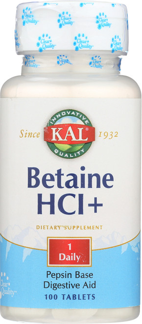 Betaine HCL+ 100 Tablet