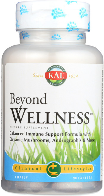 Beyond Wellness 90 Tablet