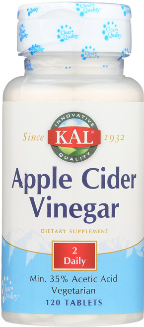 Apple Cider Vinegar 120 Tablet
