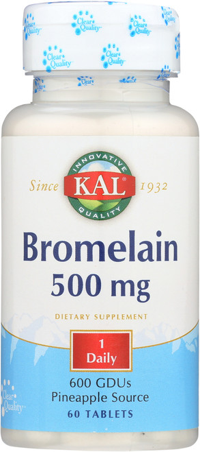 Bromelain 500 60 Tablet