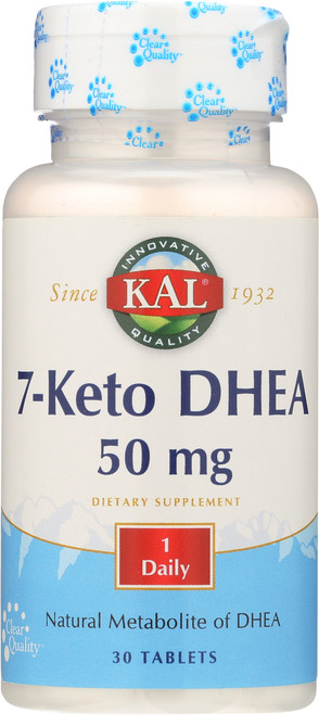 7-Keto DHEA 30 Tablet
