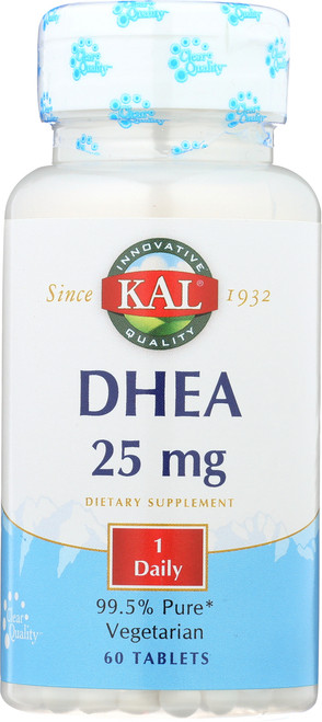 DHEA 25mg 60 Tablet