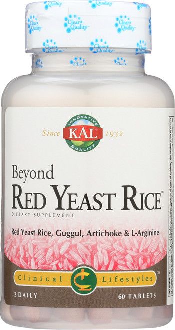 Beyond Red Yeast Rice™ 60 Tablet