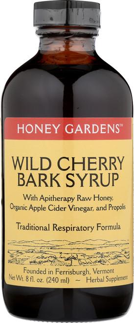 Syrup, Wild Cherry Bark Natural 8 Fl oz 240mL