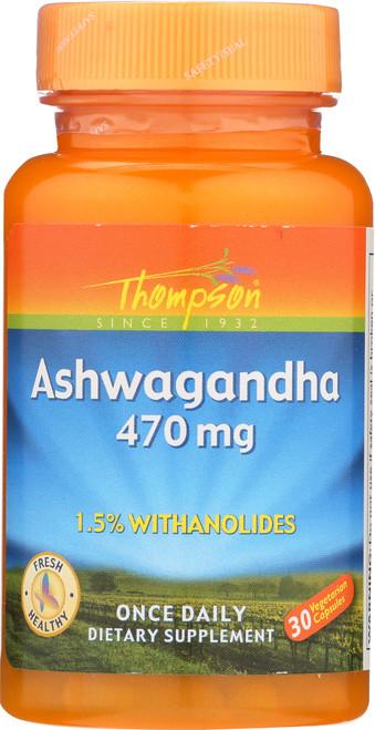 Ashwagandha 30 Vegetarian Capsules