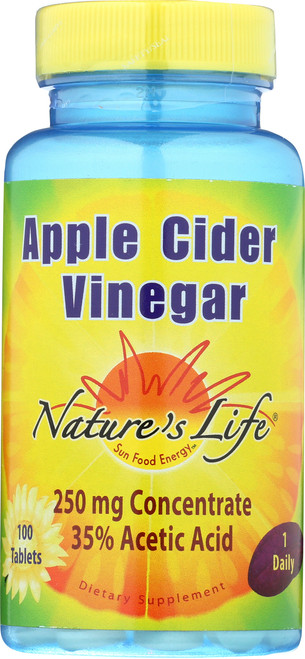 Apple Cider Vinegar 100 Tablet