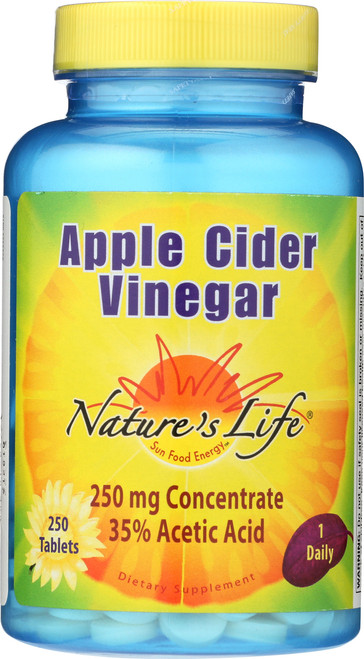 Apple Cider Vinegar 250 Tablet