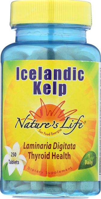Icelandic Kelp 250 Tablet
