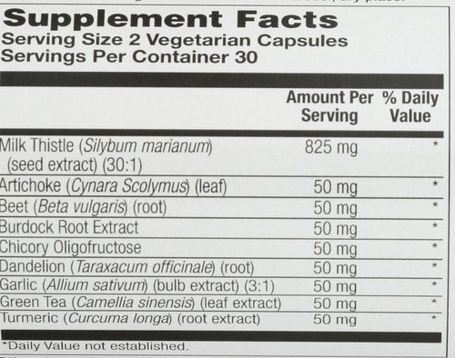 Liver 1000+ 60 Vegetarian Capsules