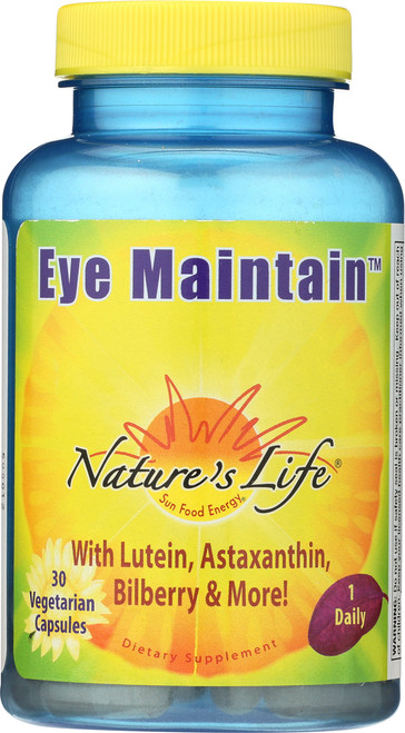 Eye Maintain™ 30 Vegetarian Capsules
