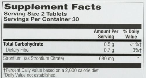 Strontium 60 Tablet