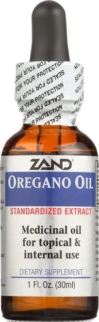 Oregano Oil Unflavored 1 Fl oz 30mL