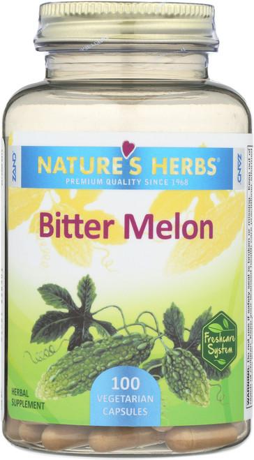Bitter Melon 100 Vegetarian Capsules