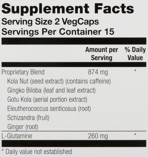 Brain Pep® 30 Vegetarian Capsules