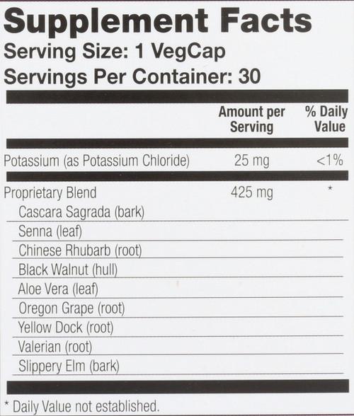Colon Clenz 30 Vegetarian Capsules